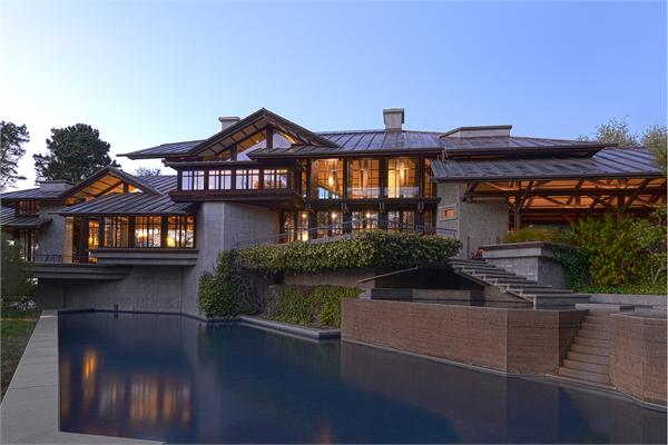 Image gallery monterey ca homes for Modern house zillow