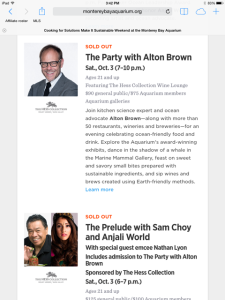 The party with Alton John and The Prelude with Sam Choy and Anjali World
