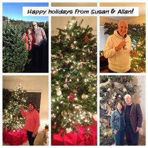 Best wishes for a wonderful holiday with family and friends!