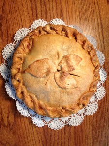 Sweet Elena's Apple Pie