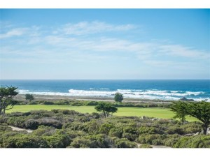 View from 3044 Cormorant Road, Pebble Beach CA