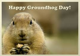 Happy Groundhog Day! February 2nd 2016