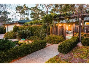 1117 Sawmill Gulch, Pebble Beach offered at $1,295,000