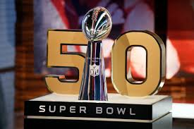 And the trophy goes to the Denver Broncos!