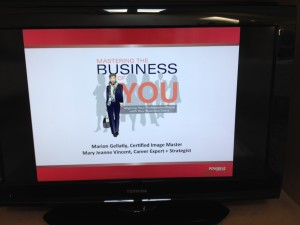 """The Business of You"""