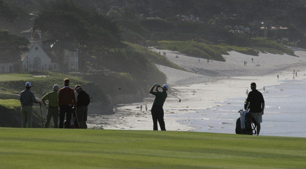 AT&T Pro Am Golf Tournament ~ Pebble Beach Golf Links, Pebble Beach