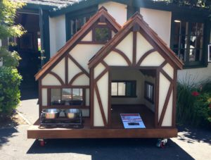 """The Tudor"" designed by Helen Okada and built by Jim Yates Construction"