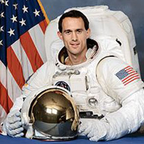 James Newman, astronaut