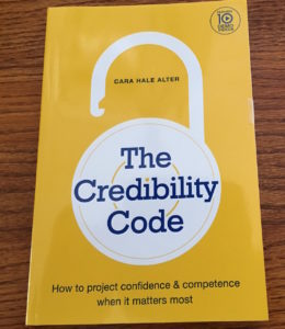 The Credibility Code by Cara Hale Alter