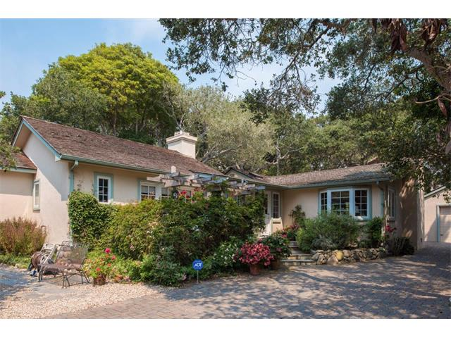 The quentessential Carmel cottage ~ 26005 Junipero Avenue